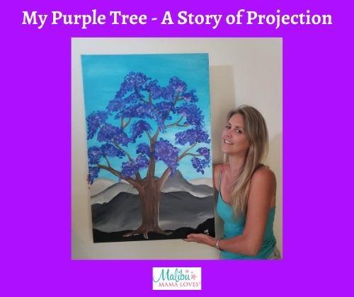 My-Purple-Tree