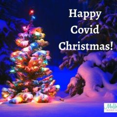 Happy Covid Christmas!!