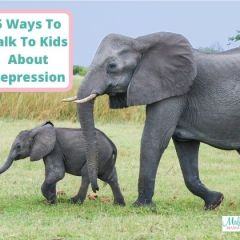 5 Ways To Talk To Kids About Depression