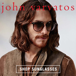 Men's Designer Sunglasses at John Varvatos