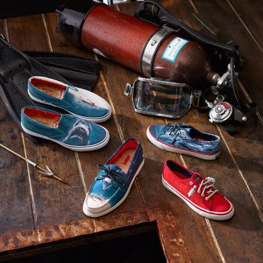 Sperry x JAWS Shoes Collection