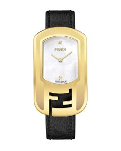 Fendi Timepieces Chameleon Buckle-Case Womens Watch