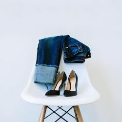 Weekend Ready – Denim & Shoes – 7 For All Mankind