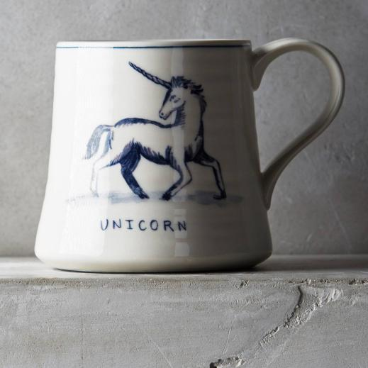 Icon Unicorn Coffee Mug