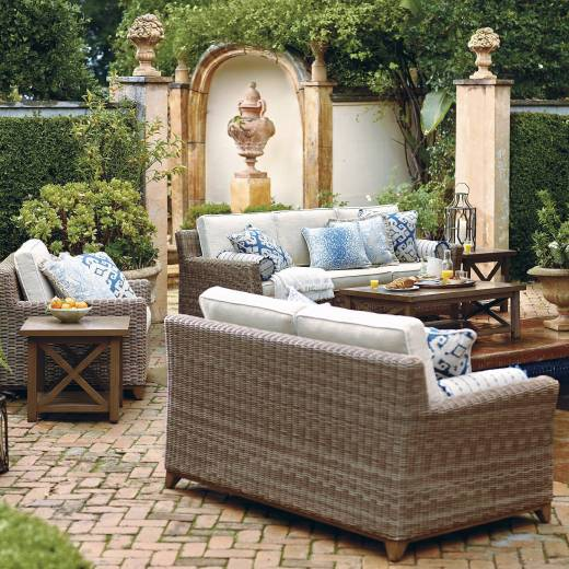 Somerset Seating Outdoor Furniture Set
