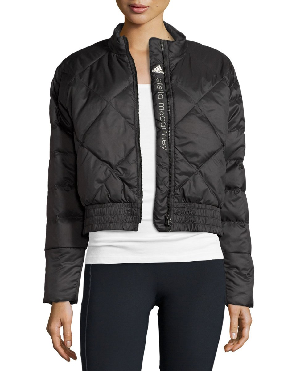 adidas by Stella McCartney Essentials Womens Quilted Jacket