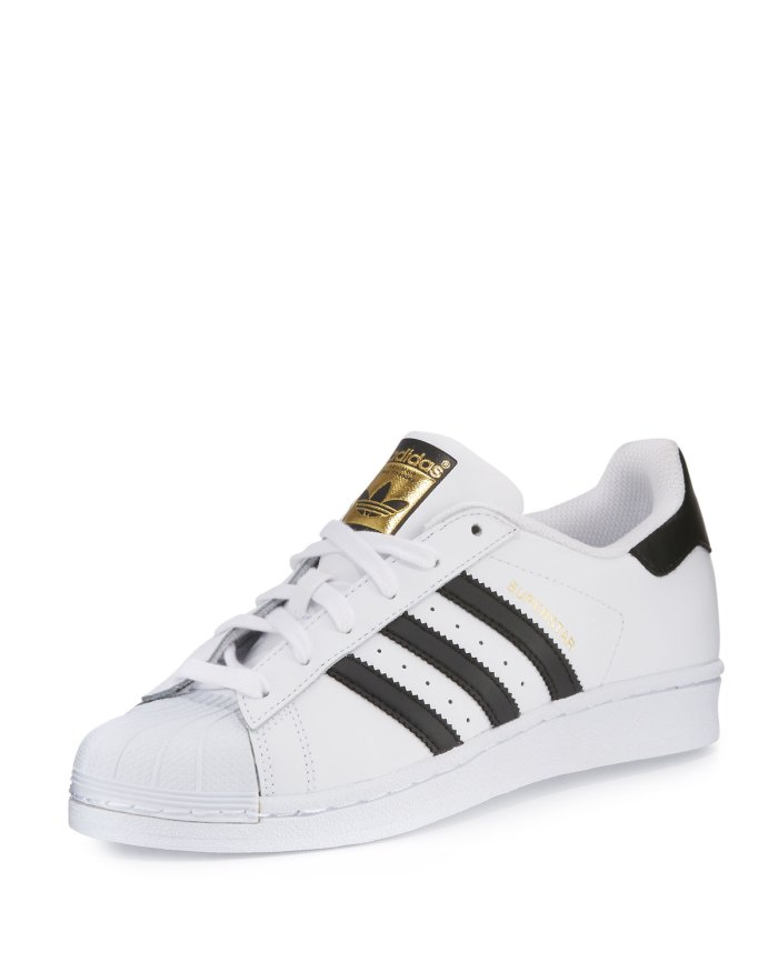 adidas Superstar Classic Mens Leather Sneakers