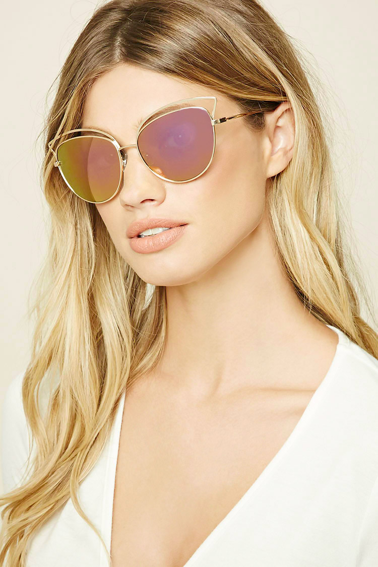 Cat Eye Womens Sunglasses