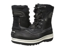 ECCO Roxton Black & Moonless GTX Boots