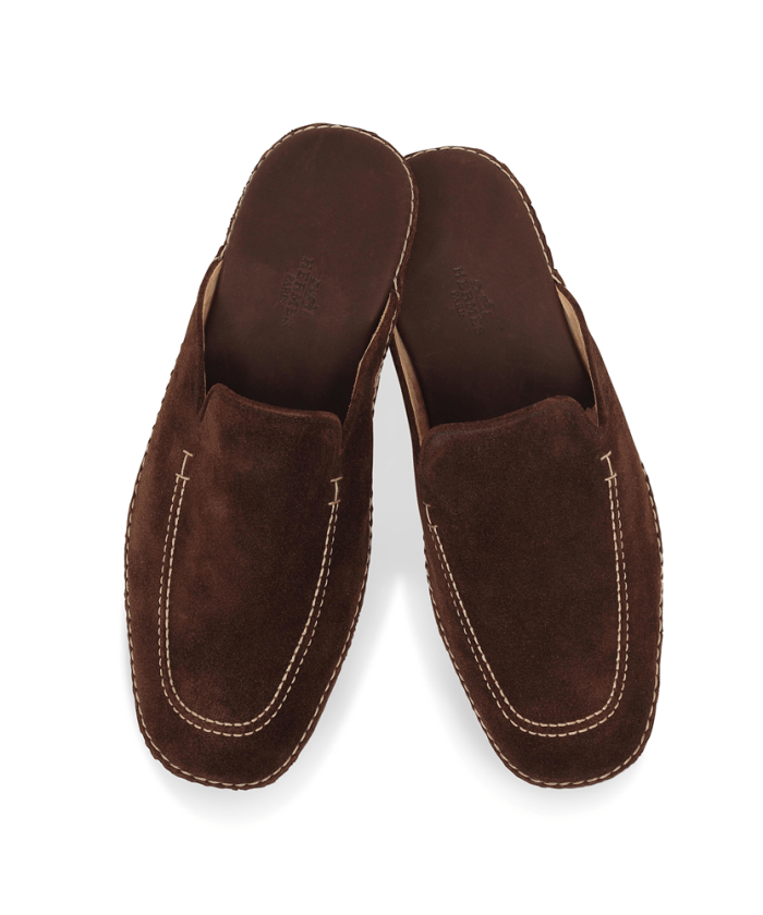Hermes Journey Mens Slippers