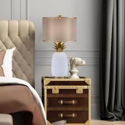 Pineapple Lamp by JAlexander