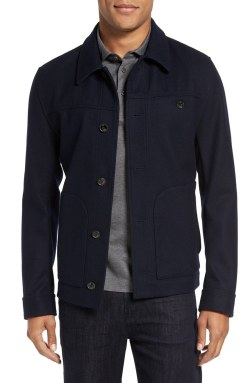 Ted Baker London 'HUEY' Trim Fit Mens Jacket