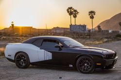 Dodge Challenger R/T 2013 Phantom Black Super Track Pack