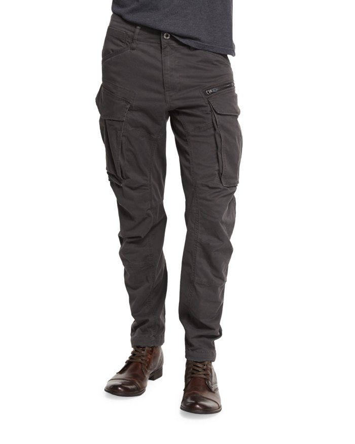 G-Star Rovic 3D Tapered-Leg Cargo Pants