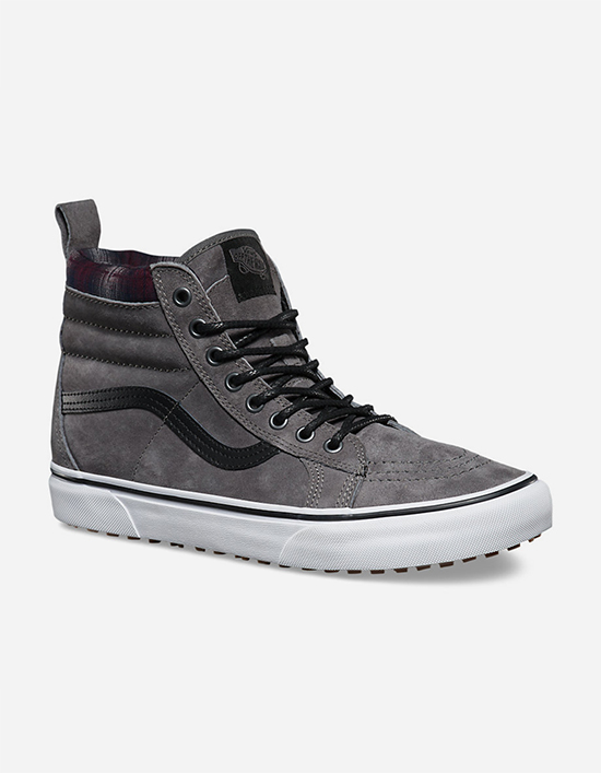VANS Sk8-Hi Grey MTE Mens Shoes