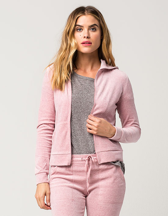 Los Angeles State of Mind Womens Bomber Jacket By Full Tilt