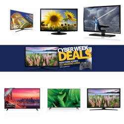 Top Television Cyber Week & Holiday Gifts