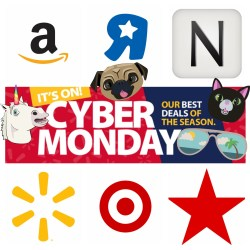 Cyber Monday! The Start of Online Holiday Shopping Season