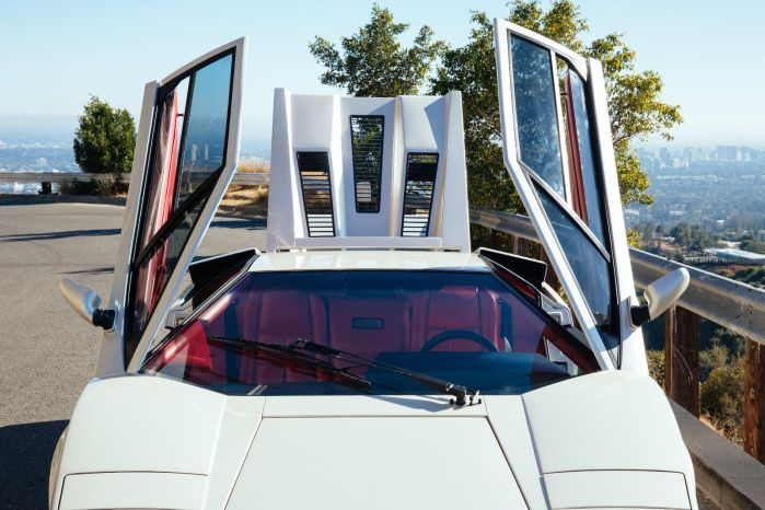 Lamborghini Countach LP5000QV 1987 Sports Car