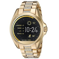 Michael Kors Access Touch Screen Gold Bradshaw Smartwatch