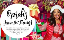Oprah's Favorite Things Holiday Gift List for 2016