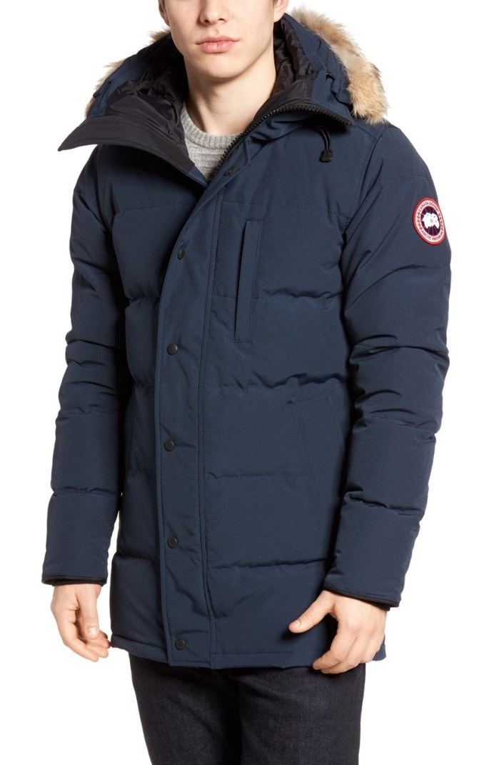 Canada Goose 'Carson' Slim Fit Hooded Packable Parka