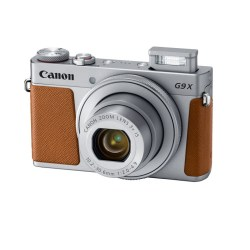 Canon PowerShot G9 X Mark II Silver 20.1 MP Camera