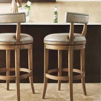 Henning Low Back Bar & Counter Stools | MALIBU MART