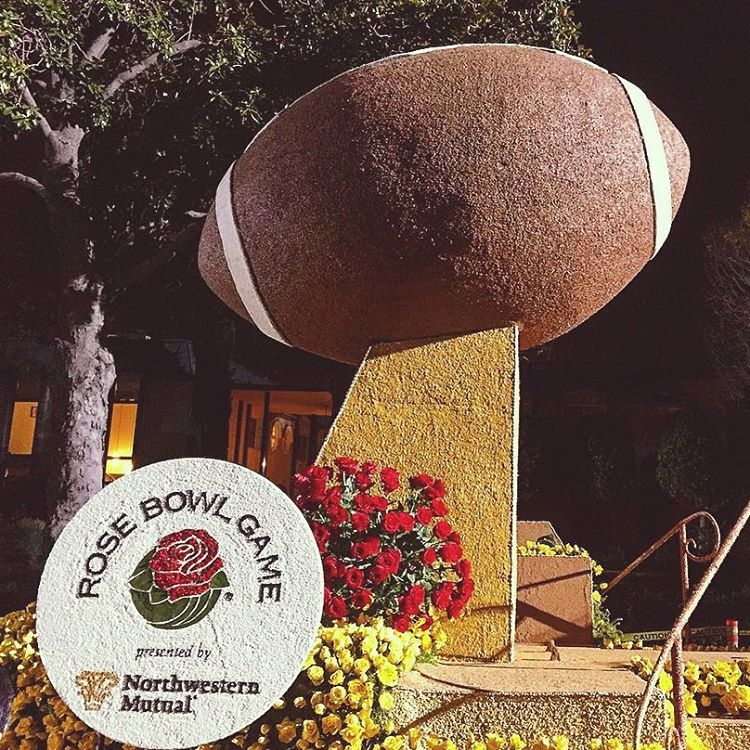 Rose Bowl Parade & Football Game in Pasadena