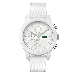 Lacoste 12.12 Chronograph White Watch
