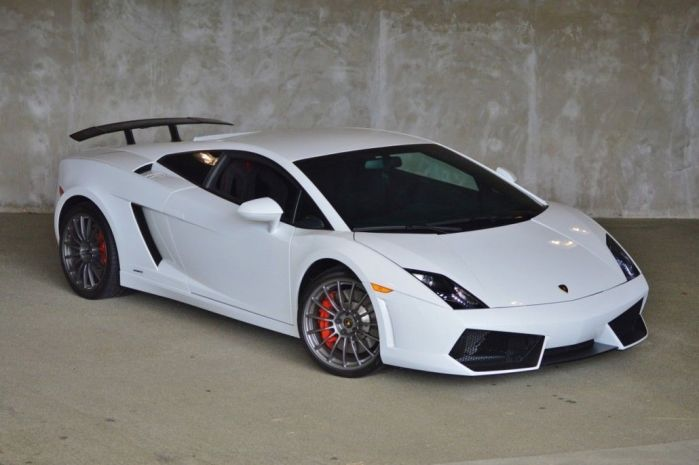 2014 Lamborghini Gallardo LP560-2 50th Anniversary Sports Car