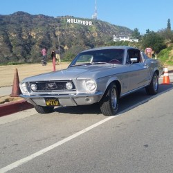 1968 Ford Mustang Fastback California Classic Car