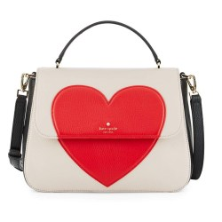 Kate Spade New York Be Mine Alexya Heart Satchel Handbag