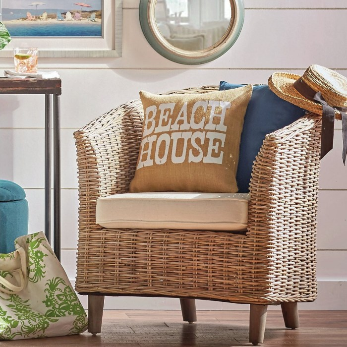Biscayne Fabric Barrel Arm Chair by Beachcrest Home