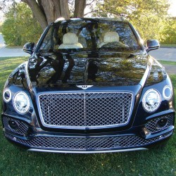 2017 Bentley Bentayga First Edition Luxury SUV Rare 1 of 75 Built in the USA