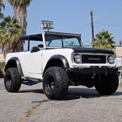 1963 International Harvester Scout 80 570hp Baja Trophy Truck