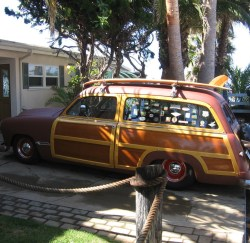 1949 Ford Woodie Classic Car