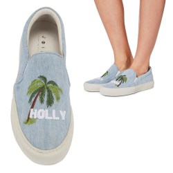 Hollywood Slip On Sneakers by Joshua Sanders