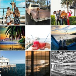 Top 9 Favorite Malibu, California Photos of the Day 4/27/17