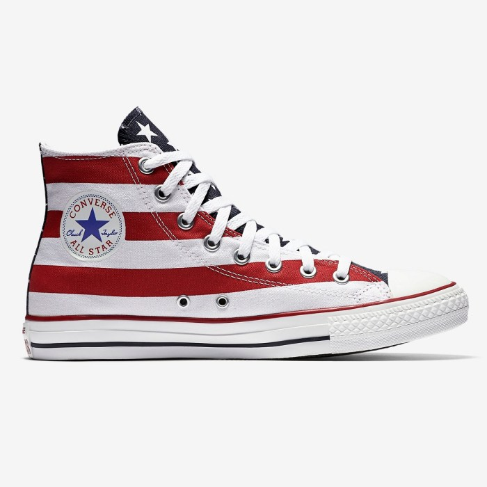 Converse Chuck Taylor Americana High Top Sneakers