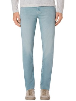 J BRAND Tyler Slim Fit in Thrashed Glass Lake Mens Jeans