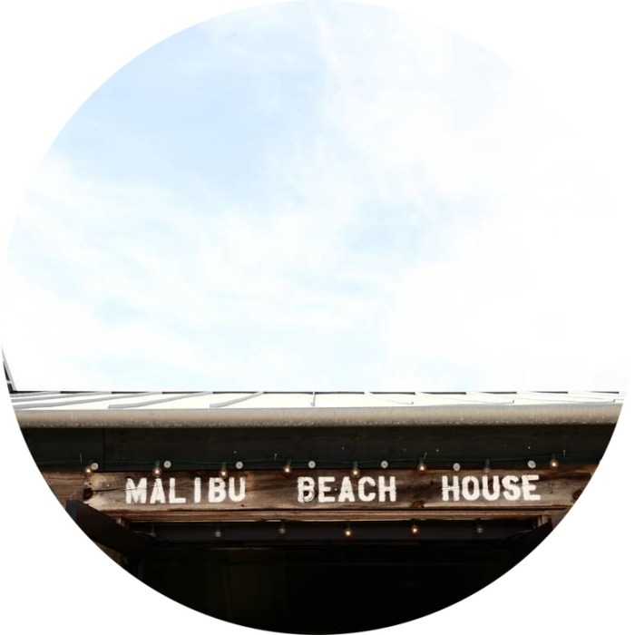 Malibu Beach House Boutique at the Trancas Country Market
