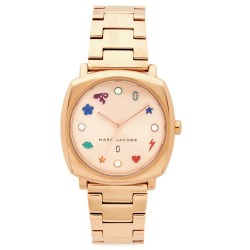 Marc Jacobs Mandy Rose Gold Watch