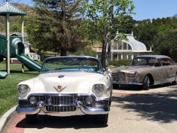 Beautiful 1954 Cadillac El Dorado Convertible Classic Car