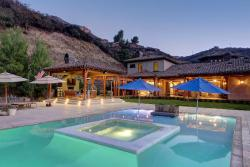 Malibu Canyon Ranch Villa Vacation Rental