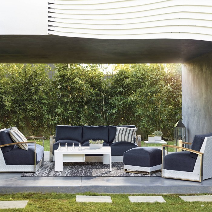 Biella Outdoor Furniture Seating Collection
