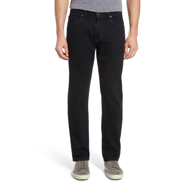 PAIGE Normandie Watts Mens Straight Leg Jeans