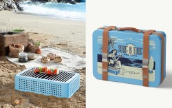 Portable Beach Grill by Tommy Bahama