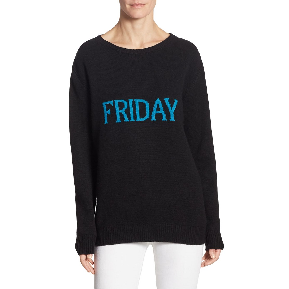 Alberta Ferretti Friday Wool & Cashmere Sweater