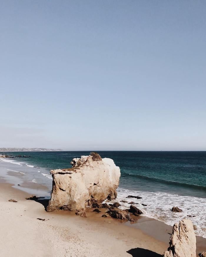 El Matador Malibu Beach One of the Best Beaches in California